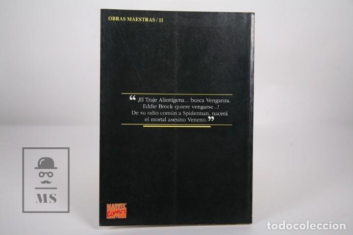 Cómics: Cómic - Veneno El Origen / Colección Obras Maestras Nº 11 - Editorial Forum - Año 1994 - Foto 4 - 165493910