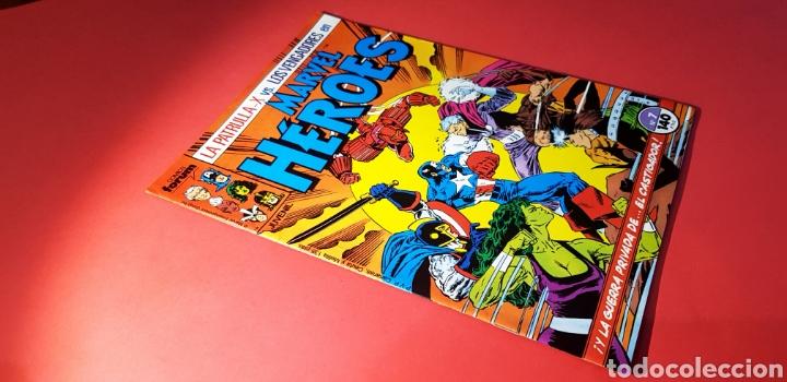 DE KIOSCO MARVEL HEROES 7 FORUM (Tebeos y Comics - Forum - Otros Forum)