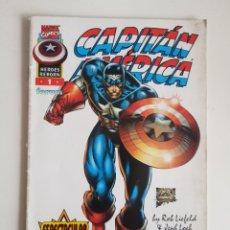 Cómics: CAPITAN AMERICA N°1 FORUM. Lote 165531532