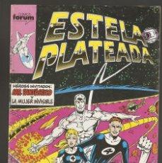 Comics: ESTELA PLATEADA - Nº 11 - VOL 1 - SILVER SURFER - ¡ESPEJOS PLATEADOS! (2ª PARTE) - FORUM -. Lote 165536066