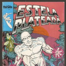 Cómics: ESTELA PLATEADA - Nº 6 - VOL 1 - SILVER SURFER - TRIÁNGULO (2ª PARTE) - FORUM -. Lote 165540346