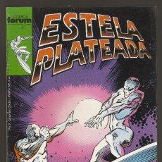 Cómics: ESTELA PLATEADA - Nº 10 - VOL 1 - SILVER SURFER - MÁSCARAS - FORUM -B-. Lote 165540594