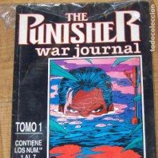 Cómics: RETAPADO PUNISHER WAR JOURNAL 1/7. Lote 165593066