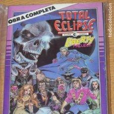 Comics : RETAPADO TOTAL ECLIPSE LIBERTY PROJECT OBRA COMPLETA. Lote 165593706