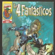 Fumetti: LOS 4 FANTÁSTICOS - HEROES RETURN - Nº 32 - VOL 3 - ABISMO - FORUM -. Lote 165631790