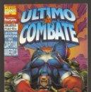 Cómics: CAPITÁN AMÉRICA - ULTIMO COMBATE - Nº 6 DE 6 - ULTIMO NUMERO - FORUM -. Lote 165686906