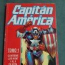 Cómics: CAPITAN AMERICA TOMO 1 COMICS FORUM ESTADO NORMAL MAS ARTICULOS. Lote 165769186