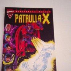 Cómics: BIBLIOTECA MARVEL- PATRULLA X - FORUM - NUMERO 3 - MUY BUEN ESTADO - GORBAUD - CJ 143. Lote 165827742