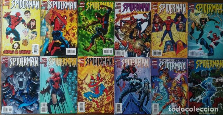 SPIDERMAN VOL 5 RENACE LA LEYENDA 1,2,3,4,5,6,8,9,10,11,12,13 (Tebeos y Comics - Forum - Spiderman)