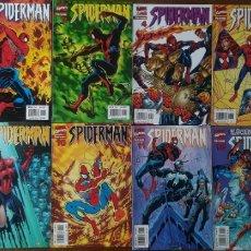 Cómics: SPIDERMAN VOL 5 RENACE LA LEYENDA 1,2,3,4,5,6,8,9,10,11,12,13. Lote 165833894