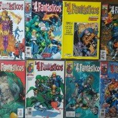 Cómics: LOS 4 FANTASTICOS HEROES RETURN 9,11,14,16 AL 20,26,27,29,30,31,32,33,34. Lote 165885846