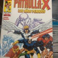 Cómics: PATRULLA X LOS AÑOS PERDIDOS 1-22 (COMPLETA). Lote 165886838