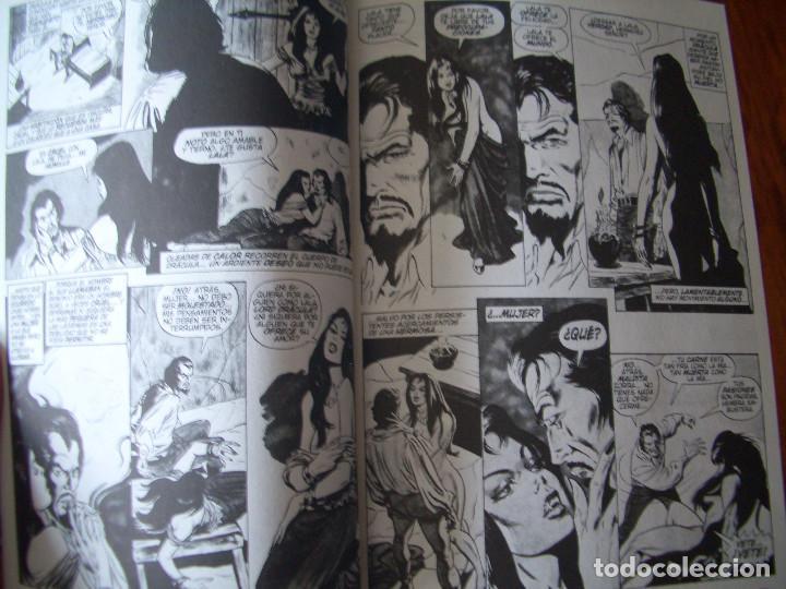 Cómics: BIBLIOTECA GRANDES DEL COMIC: DRACULA #1 (FORUM) - Foto 3 - 165930290