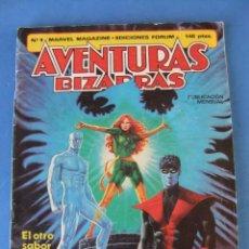 Cómics: AVENTURAS BIZARRAS Nº 4 LA PATRULLA X. Lote 165954730