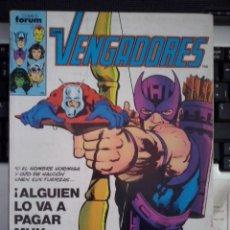 Comics : FORUM - VENGADORES VOL.1 RETAPADO CON LOS NUM. 36 AL 40 ( NUM. 36-37-38-39-40 ) . MBE. Lote 165979934