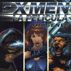 Cómics: X-MEN LA PELICULA: ORIGENES (LOBEZNO / MAGNETO / PICARA) - MUY BUEN ESTADO - OFI15S. Lote 165993282