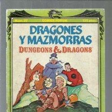 Cómics: DRAGONES Y MAZMORRAS 27, 1986, FORUM. Lote 211648014