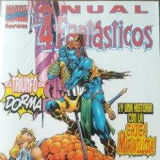 Cómics: LOS 4 FANTASTICOS ANUAL 2001. Lote 166083753