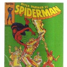 Cómics: SPIDERMAN PETER PARKER ES ....N,42. Lote 166132338