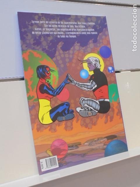 Cómics: X-STATIX LAS LUNAS DE VENUS DE PETER MILLIGAN - FORUM - OFERTA - Foto 2 - 166318746