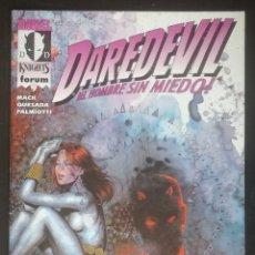 Comics: COMIC DARDEVIL MARVEL KNIGHTS, Nº 9 - FORUM. Lote 166339778