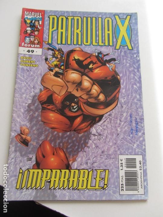 PATRULLA X VOL.2 Nº 49 - FORUM C9X2 (Tebeos y Comics - Forum - X-Men)