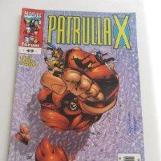 Cómics: PATRULLA X VOL.2 Nº 49 - FORUM C9X2. Lote 166588910