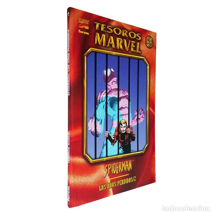 CÓMIC SPIDERMAN / LOS AÑOS PERDIDOS 2 / COLECCIÓN TESOROS MARVEL / FORUM 1998 (Tebeos y Comics - Forum - Prestiges y Tomos)