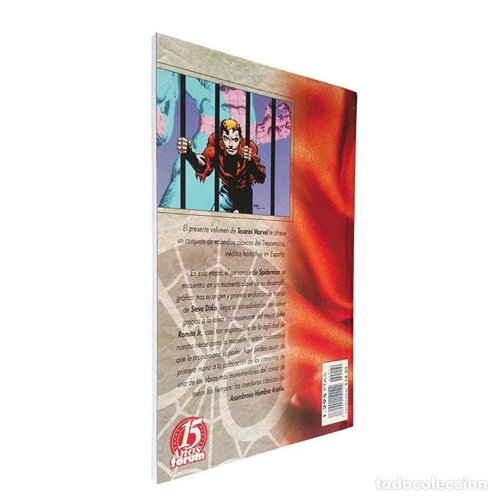 Cómics: Cómic Spiderman / Los Años Perdidos 2 / Colección Tesoros Marvel / Forum 1998 - Foto 2 - 166611274