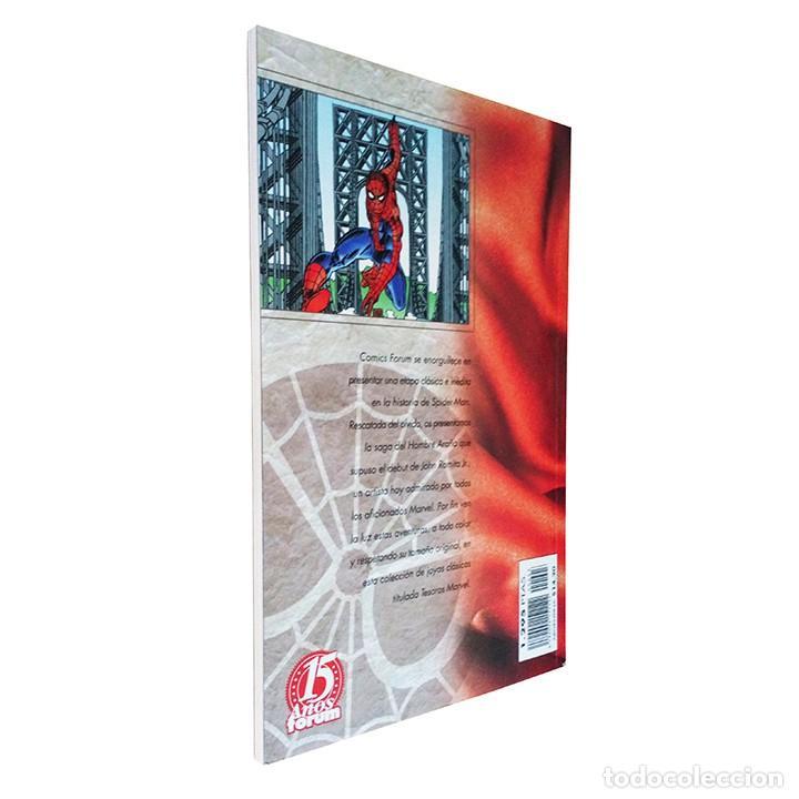 Cómics: Cómic Spiderman / Los Años Perdidos 1 / Colección Tesoros Marvel / Forum 1998 - Foto 2 - 166611902
