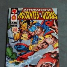 Cómics: ULTRAVERSE MUTANTES VS ULTRAS COMICS FORUM ESTADO NORMAL MIRE MAS ARTICULOS ACEPTO OFERTAS. Lote 166615562