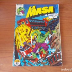 Comics: LA MASA (HULK). VOL-1 Nº 13. FORUM. Lote 166626962