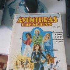 Cómics: AVENTURAS BIZARRAS FORUM. RETAPADO CON LOS NUMEROS 1 A 3.. Lote 166637030