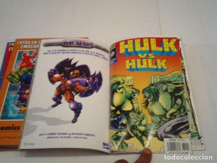 Cómics: HULK - VOLUMEN II + III + IV - FORUM - COMPLETOS - MUY BUEN ESTADO - TOMOS RETAPADOS - GORBAUD - Foto 4 - 166666426