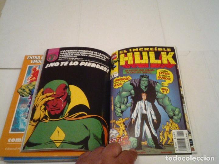 Cómics: HULK - VOLUMEN II + III + IV - FORUM - COMPLETOS - MUY BUEN ESTADO - TOMOS RETAPADOS - GORBAUD - Foto 7 - 166666426