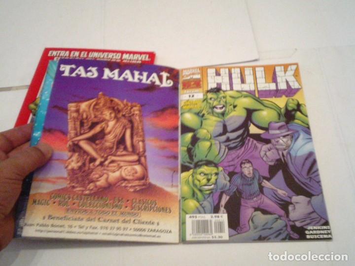Cómics: HULK - VOLUMEN II + III + IV - FORUM - COMPLETOS - MUY BUEN ESTADO - TOMOS RETAPADOS - GORBAUD - Foto 11 - 166666426