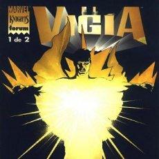 Cómics: EL VIGÍA DE LA LÍNEA: MARVEL KNIGHTS EDITORIAL PLANETA-DEAGOSTINI COMPLETA 2 Nº.. Lote 166751238
