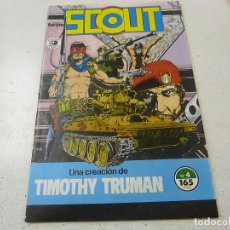 Cómics: SCOUT -NUMERO 4 - FORUM -N. Lote 166815410