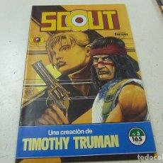 Cómics: SCOUT -NUMERO 3 - FORUM -N. Lote 166815454