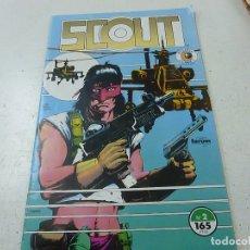 Cómics: SCOUT -NUMERO 2 - FORUM -N. Lote 166817206