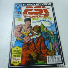 Cómics: PSI FORCE-NUMERO 6 - FORUM -N. Lote 166817666