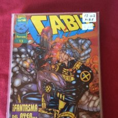 Comics: FORUM CABLE VOLUMEN 2 NUMERO 13 BUEN ESTADO. Lote 166827470
