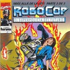 Cómics: ROBOCOP Nº 23 - FORUM. Lote 166835189