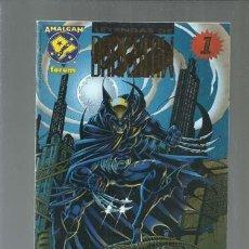 Fumetti: AMALGAM: LEYENDAS DE DARK CLAW, 1997, FORUM, BUEN ESTADO. Lote 166869700