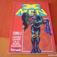 Cómics: X MAN VOL. 2 NºS 7 AL 12 RETAPADO 2 ( OSTRANDER KAVANAGH ) ¡BUEN ESTADO! FORUM MARVEL . Lote 166913436