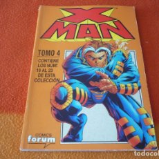 Cómics: X MAN VOL. 2 NºS 19 AL 23 RETAPADO 4 ( KAVANAGH CRUZ ) ¡BUEN ESTADO! FORUM MARVEL. Lote 166913640