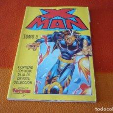 Cómics: X MAN VOL. 2 NºS 24 AL 28 RETAPADO 5 ( KAVANAGH CRUZ LEONARDI ) ¡BUEN ESTADO! FORUM MARVEL . Lote 166913704