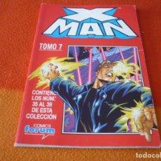 Cómics: X MAN VOL. 2 NºS 35 AL 39 RETAPADO 7 ( KAVANAGH ) ¡BUEN ESTADO! FORUM MARVEL . Lote 166913772