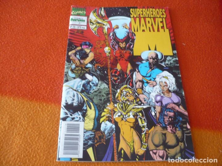 SUPERHEROES MARVEL Nº 15 LA PATRULLA X ( JOHN FRANCIS MOORE ) ¡BUEN ESTADO! MARVEL FORUM 1995 (Tebeos y Comics - Forum - Retapados)