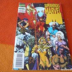 Cómics: SUPERHEROES MARVEL Nº 15 LA PATRULLA X ( JOHN FRANCIS MOORE ) ¡BUEN ESTADO! MARVEL FORUM 1995 . Lote 166914180